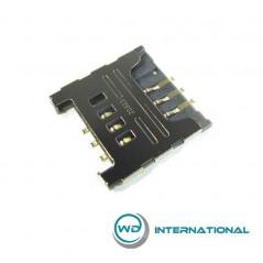 Connecteur SIM LG Q6