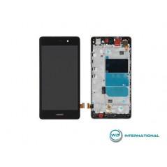 Ecran Huawei P8 lite - Noir Avec Chassis