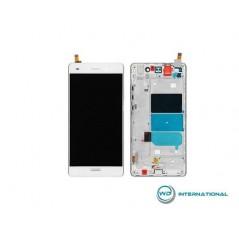 Ecran Huawei P8 lite - Blanc Avec Chassis