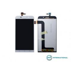 Ecran Asus Zenfone MAX ZC550KL Blanc sans châssis