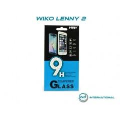 10 Verres Trempés Wiko Lenny 2 en Packaging