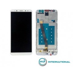Ecran Huawei Mate 10 Lite Blanc (avec chassis)