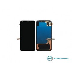 Pantalla LG V30 con marco Azul