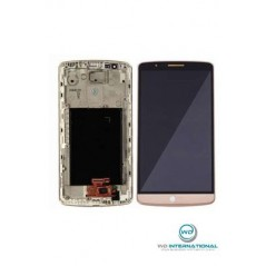 Ecran LG G3 OR ( avec chassis )