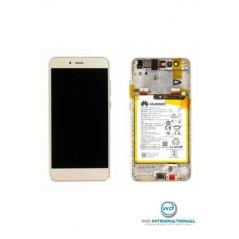 Ecran Huawei P10 lite OR Complet avec Batterie
