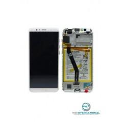 Ecran Huawei Y6 2018 Blanc Complet Origine Constructeur