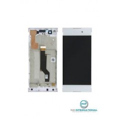 Ecran LCD Sony Xperia XA1 Ultra Blanc Origine Constructeur