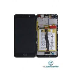 Ecran Huawei Honor 6X Noir Complet Origine Constructeur