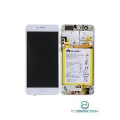 Ecran Huawei Honor 8 Blanc Complet Origine Constructeur