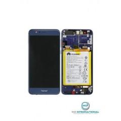 Ecran Huawei Honor 8 Bleu Complet Origine Constructeur