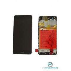 Huawei P Smart Black Origen de fabricante de pantalla completa