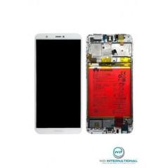 Ecran Huawei P Smart Blanc Complet Origine Constructeur