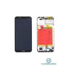 Pantalla Huawei Y6 2018 Negro Original Fabricante Original