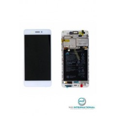 Ecran Huawei Honor 6C Blanc Complet Origine Constructeur