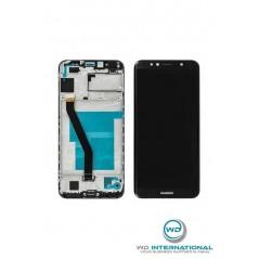 Ecran Huawei Y6 2018 Noir (avec châssis)