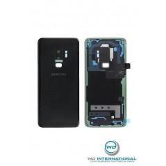 Back Cover Samsung S9+ Single Sim - Noir Original - Service pack