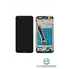 Pantalla Huawei P Smart Negro (Original reacondicionado) con chasis