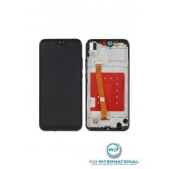 Ecran Huawei P20 Lite Noir (Original Reconditionné) avec châssis