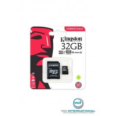 Carte micro SDHC 32go Kingston