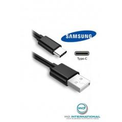 Cable Samsung USB Type C Noir (1 metre)