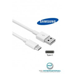 Cable Samsung USB Type C Blanc (1 metre)
