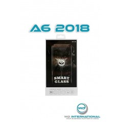 Verre trempé Smart Glass Samsung A6 2018 (3d Noir)