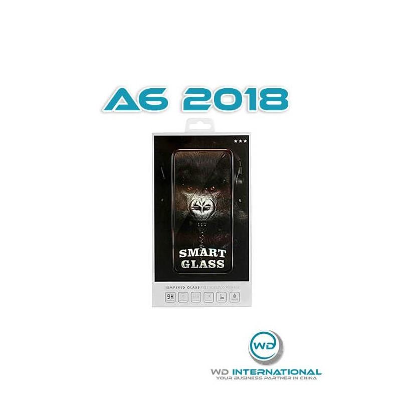 Verre trempé Smart Glass Samsung A6 2018 (3d Noir)