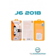 Verre trempé Samsung J6 (J600f) en packaging