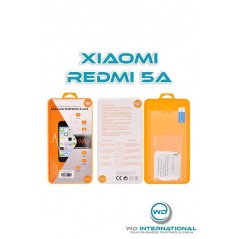 Verre trempé Xiaomi Redmi 5A en packaging