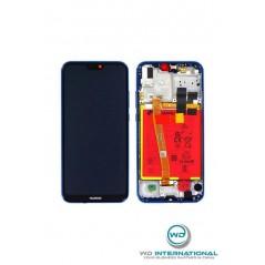Ecran Huawei P20 Lite Bleu Complet Origine Constructeur