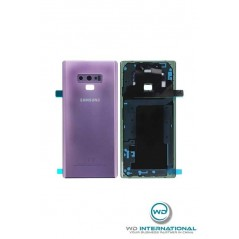 Tapa Trasera para Samsung Note 9 Púrpura Service Pack