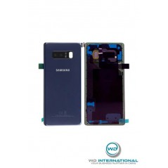 Back Cover Samsung Note 8 Bleu Service Pack