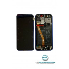 Fabricante de pantalla completa Huawei P Smart Plus púrpura