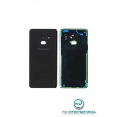 Back Cover Samsung Galaxy A8 2018 Noir Service Pack