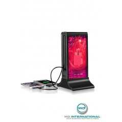 Powerbank Negra / LED