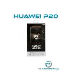 Verre trempé Smart Glass Huawei P20 (3D noir)