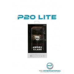 Vidrio templado Smart Glass Huawei P20 Lite (3D Negro)