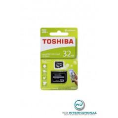 Tarjeta microSD SDHC UHS-I TOSHIBA 16 GB