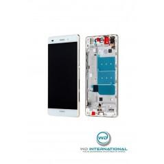Pantalla Huawei P8 Blanco (original restaurada) con chasis