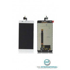 Ecran LCD BQ Aquaris M5 Blanc (LCD + Vitre tactile)