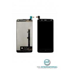 Ecran LCD BQ Aquaris U2 Lite Noir (LCD + Vitre tactile)