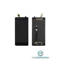 Ecran LCD BQ Aquaris X5 Plus Noir