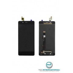 Ecran LCD BQ Aquaris X5 Plus Noir (LCD + Vitre tactile)
