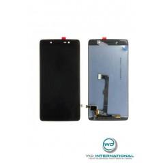 Ecran Alcatel Idol 4 OT6055 Noir ( Ecran + Vitre tactile )