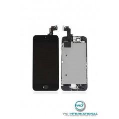 Ecran Complet iPhone 5 Noir (Assemblé)
