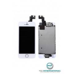 Ecran Complet iPhone 5 Blanc (Assemblé)