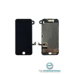 Ecran Complet iPhone 7 Noir (Assemblé)