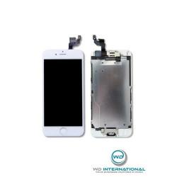 Ecran Complet iPhone 6+ Blanc (Assemblé)