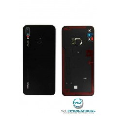 Back cover Huawei Psmart + Noir ( Service Pacck)