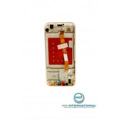 Ecran Huawei P20 Lite Rose avec châssis
